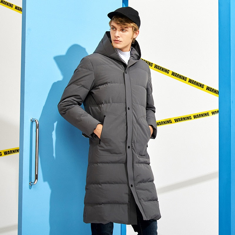 Pioneer Camp Long Down Coat - Danish Fashion & Living Online Store SALE