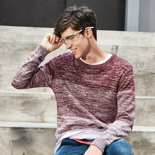 Gradient Pullover - Danish Fashion & Living Online Store SALE