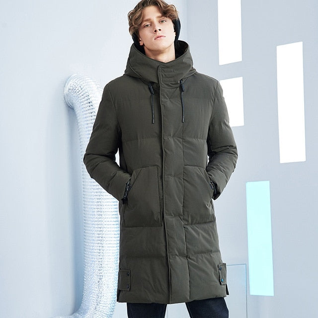 Pioneer Camp Long Thick Jacket - Danish Fashion & Living Online Store SALE