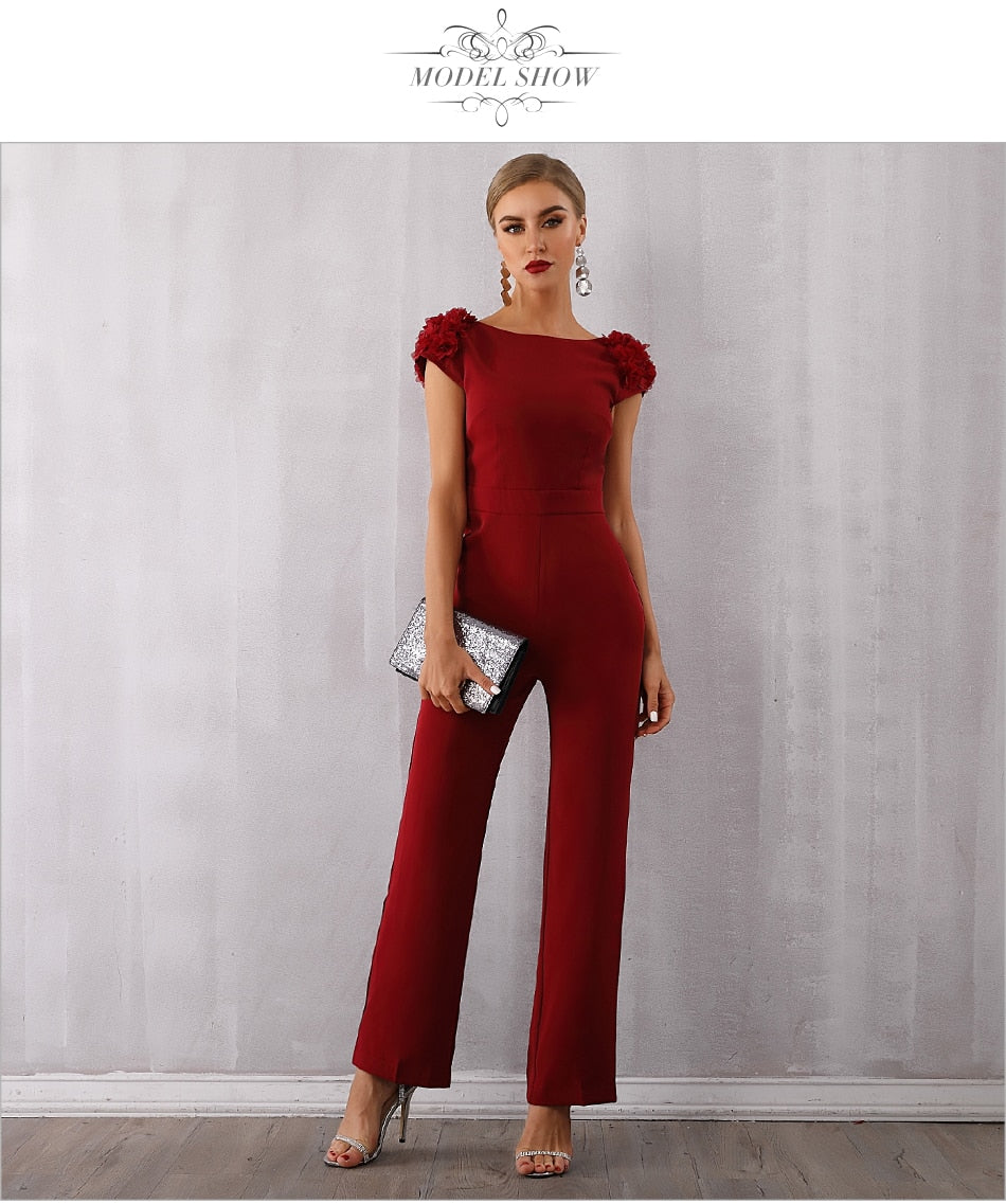 Celebrity Runway Jumpsuit - Danish Fashion & Living Online Store SALE