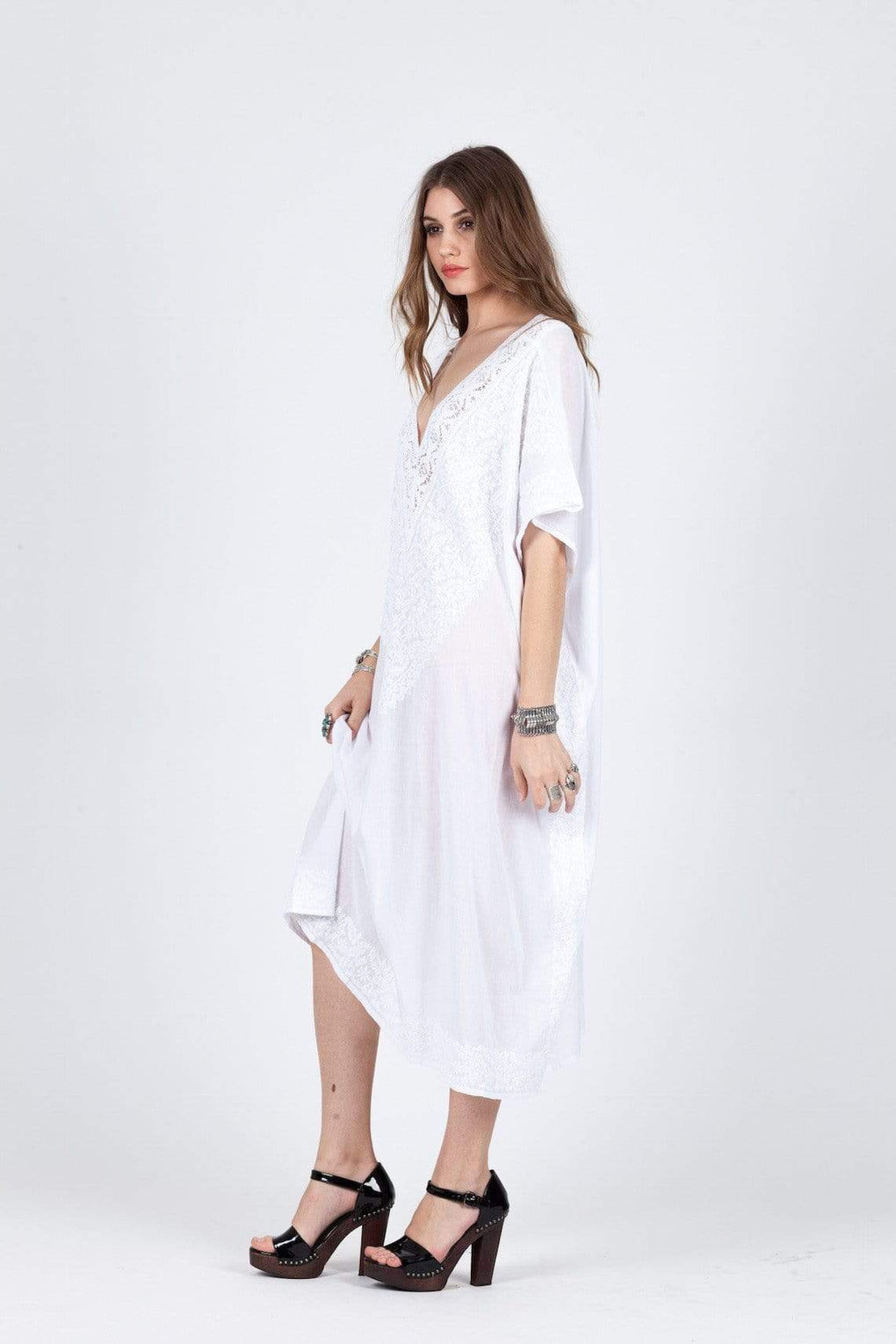 Sweet Serenity Caftan - Danish Fashion & Living Online Store SALE