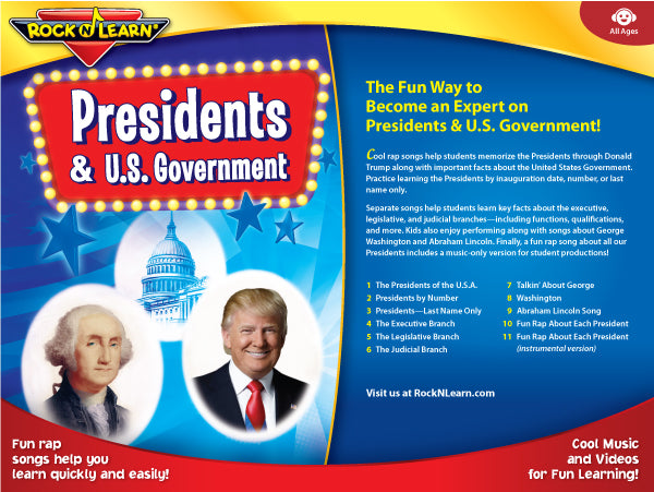 Presidents & U.S. Government