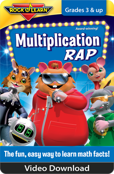 Multiplication Rap Video Download