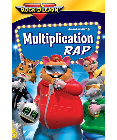 Multiplication Rap (iBook)