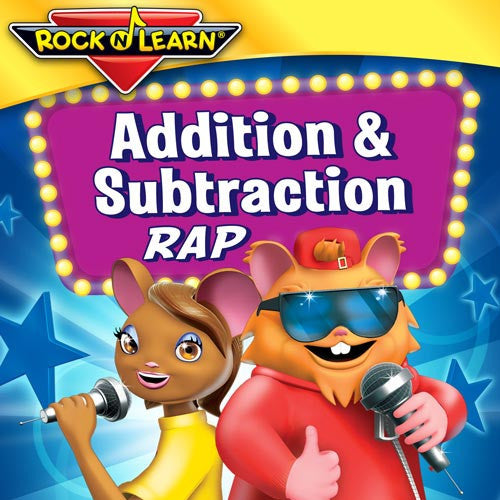 Addition & Subtraction Rap (iTunes)