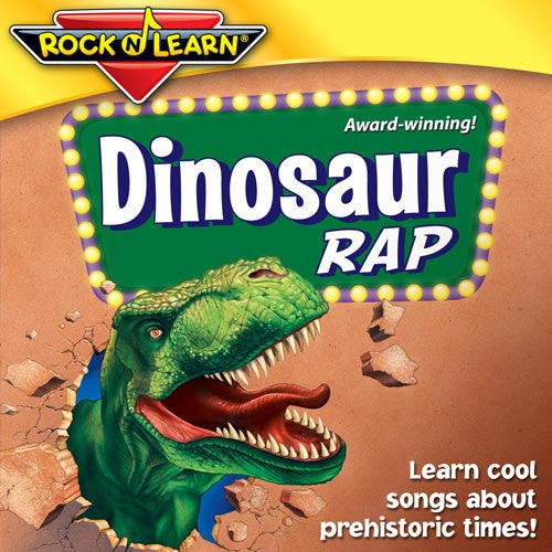 Dinosaur Rap (iTunes)