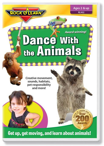 Dance With the Animals (DVD)