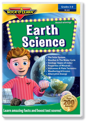 Earth Science (DVD)