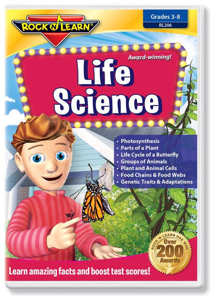 Life Science (DVD)