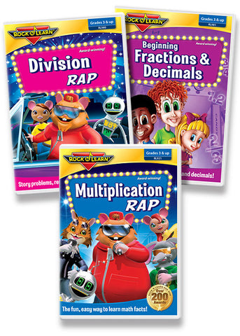 Multiplication & More Collection