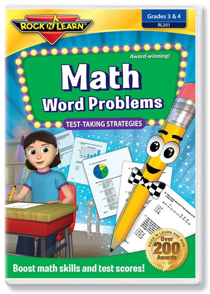 Math Word Problems (DVD)