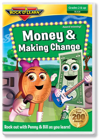 Money & Making Change (DVD)