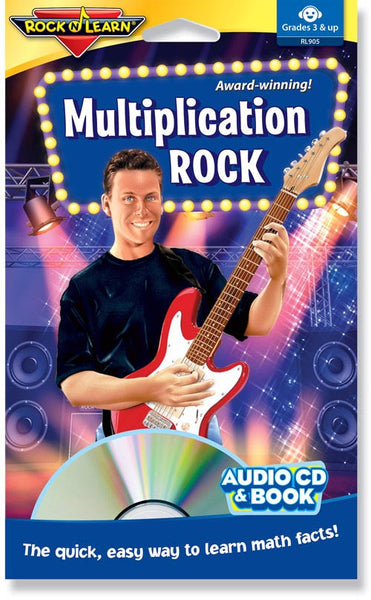 Multiplication Rock (audio & book)