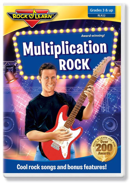 Multiplication Rock (DVD)