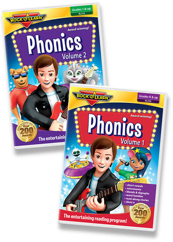 Phonics Collection