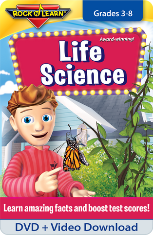Life Science DVD & Video Download