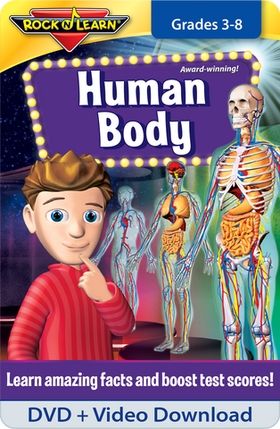 Human Body DVD & Video Download