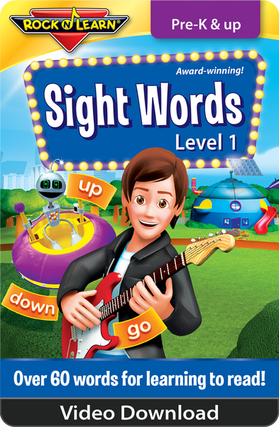 Sight Words Level 1 Video Download