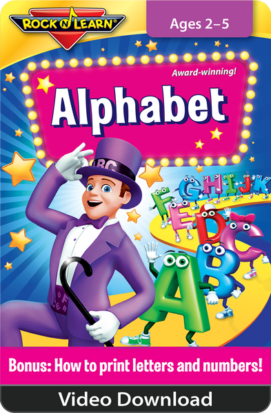 Alphabet Video Download