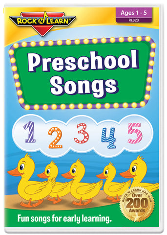 Preschool Songs (DVD)