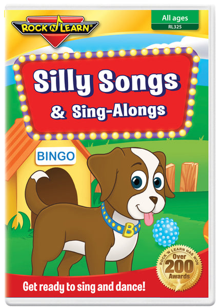 Silly Songs & Sing-Alongs (DVD)
