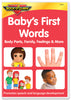 Baby's First Words - Body Parts, Family, Feelings & More