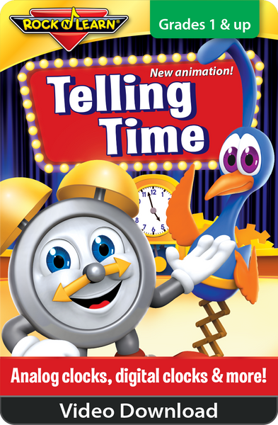 Telling Time Video Download