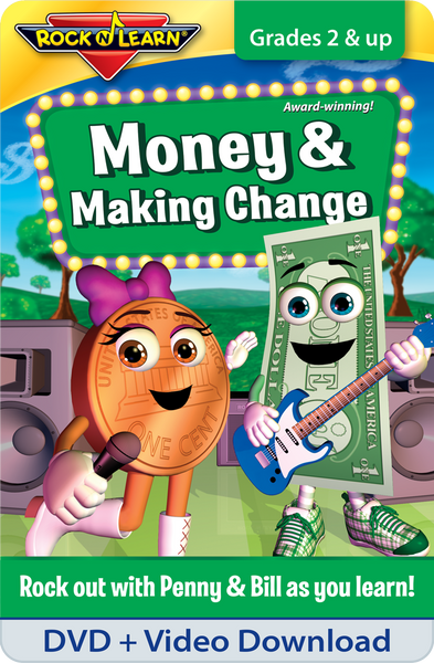 Money & Making Change DVD & Video Download