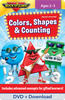Colors, Shapes & Counting DVD & Video Download