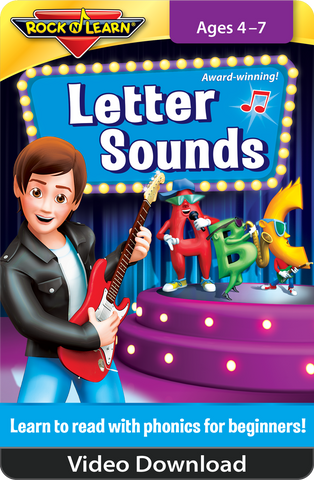 Letter Sounds Video Download
