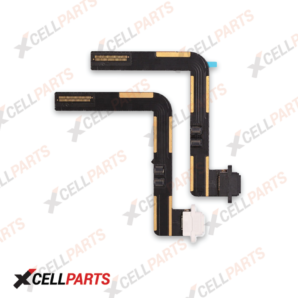 Charging Port Flex Cable For Ipad Air / Ipad 5 / Ipad 6 (White)