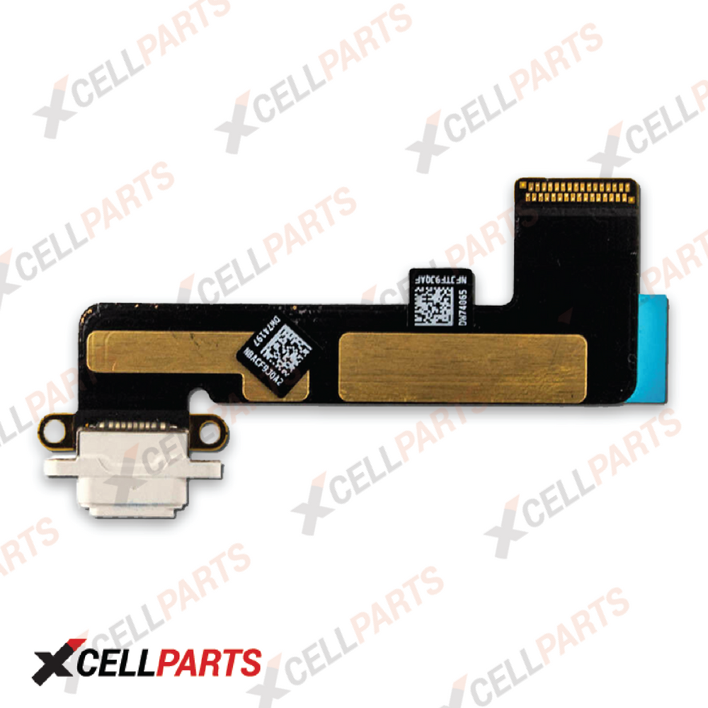 Charging Port Flex Cable For Ipad Mini 2 / Ipad Mini 3 (White)