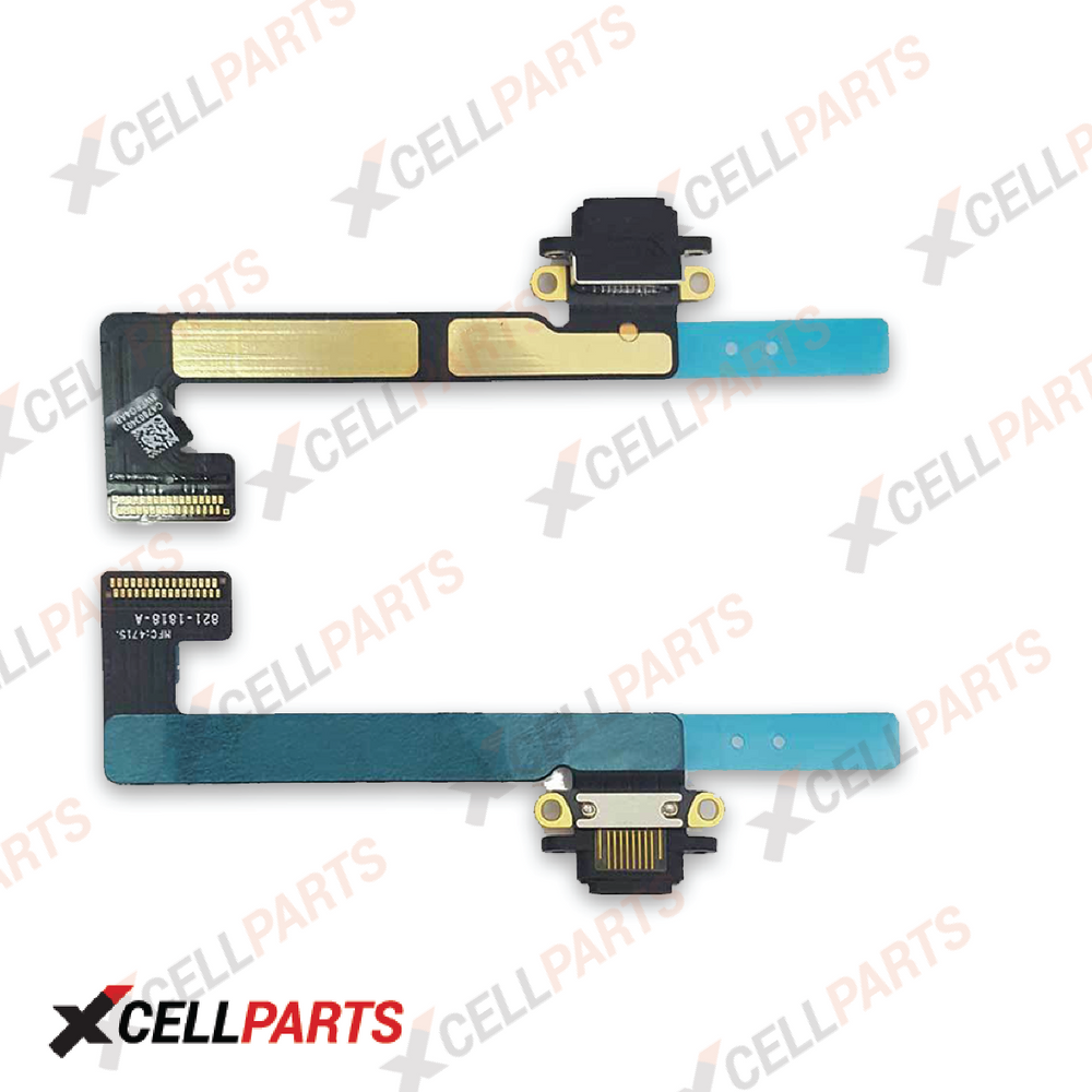 Charging Port Flex Cable For IPad Mini 2 / Ipad Mini 3 (Black)