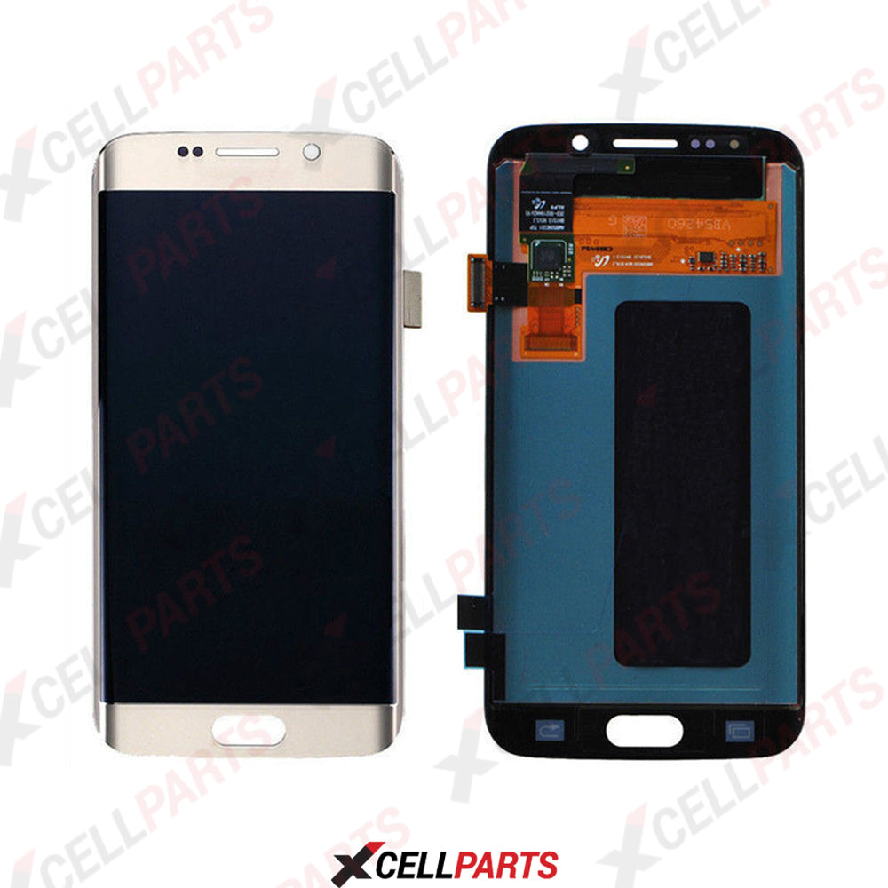 LCD Screen Touch Digitizer With Out Frame For Samsung Galaxy S6 Edge (G925) (Gold)
