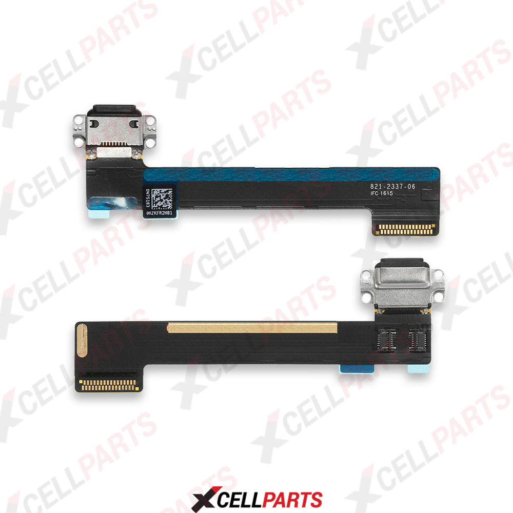Charging Port Flex Cable For iPad Mini 4 (Black)
