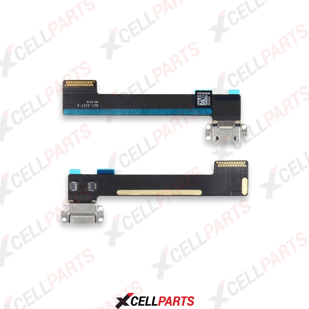Charging Port Flex Cable For iPad Mini 4 (White)