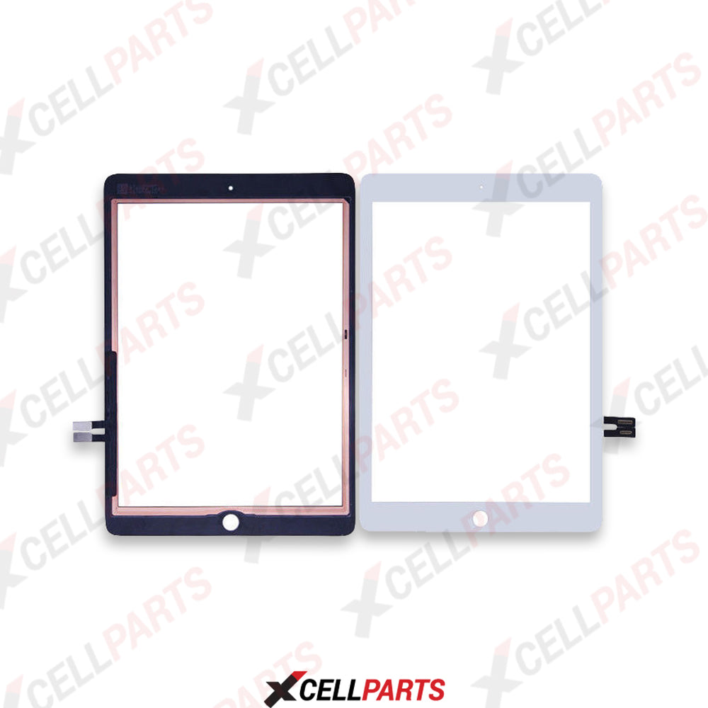 Digitizer For iPad 6 (2018) (Premium Quality) (White)