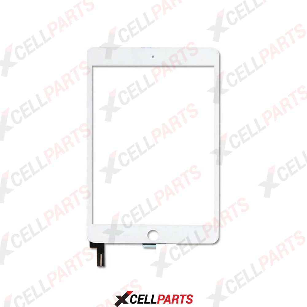 Touch Digitizer For iPad Mini 4 (White)