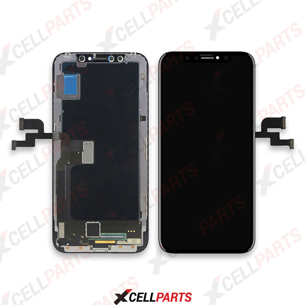 LCD Screen Touch Digitizer For iPhone XS (Premium GX Soft OLED)