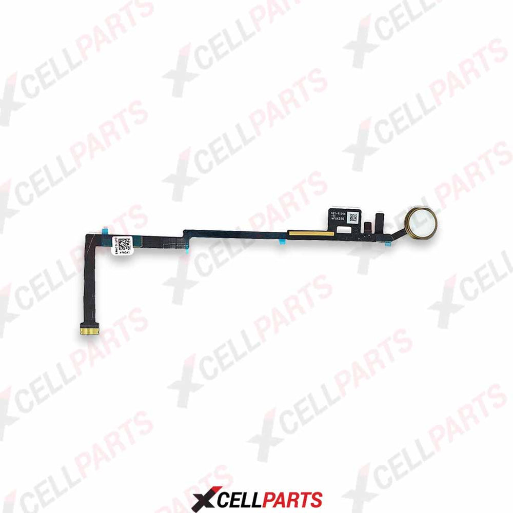 Home Button Flex Cable For iPad 5/6 (Gold)