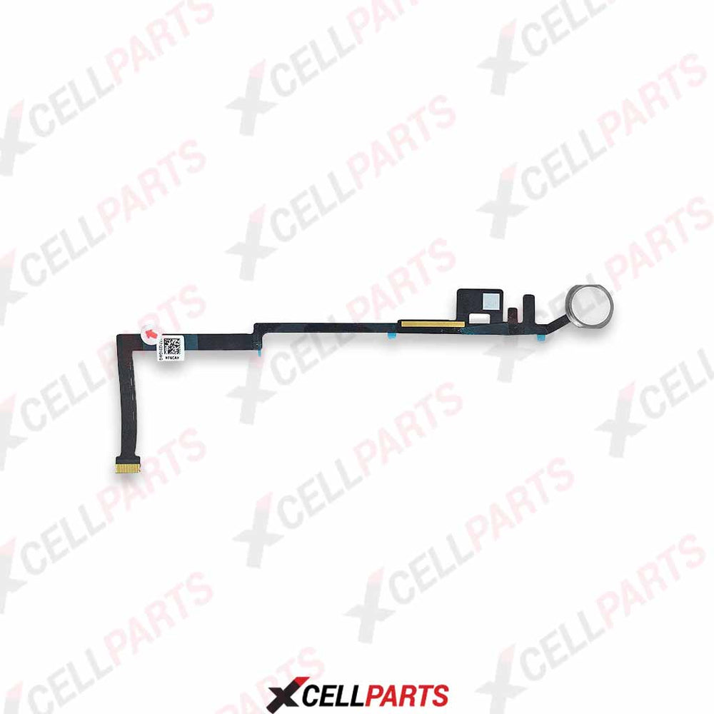 Home Button Flex Cable For iPad 5/6 (White)