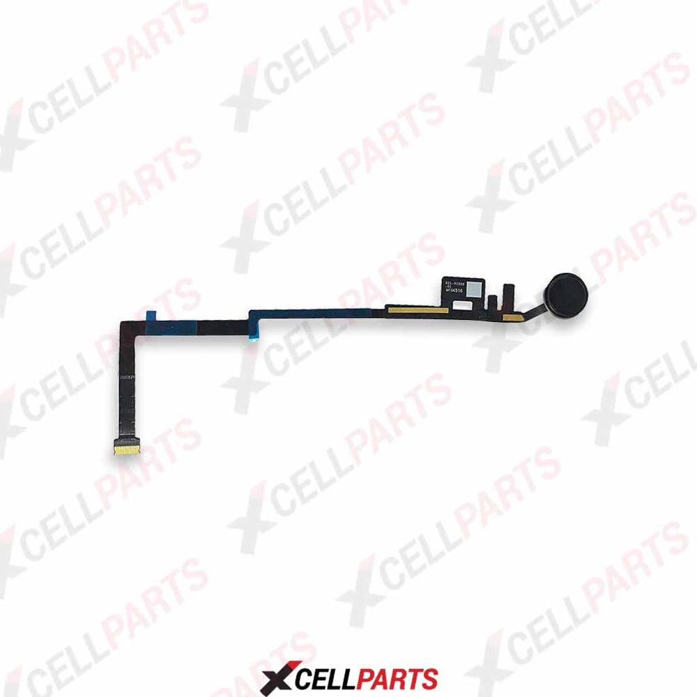 Home Button Flex Cable For iPad 5/6 (Silver)