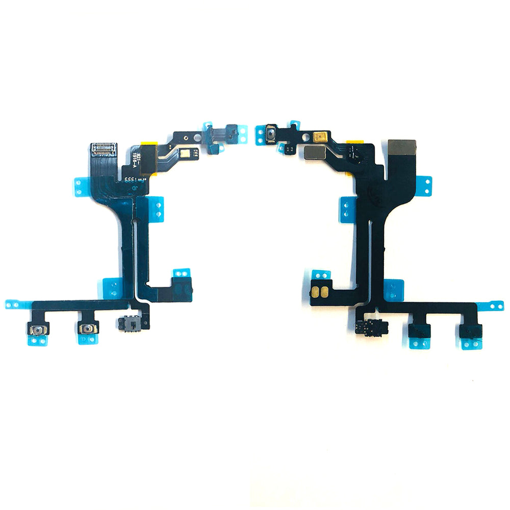 Power And Volume Button Flex Cable For Iphone 5C