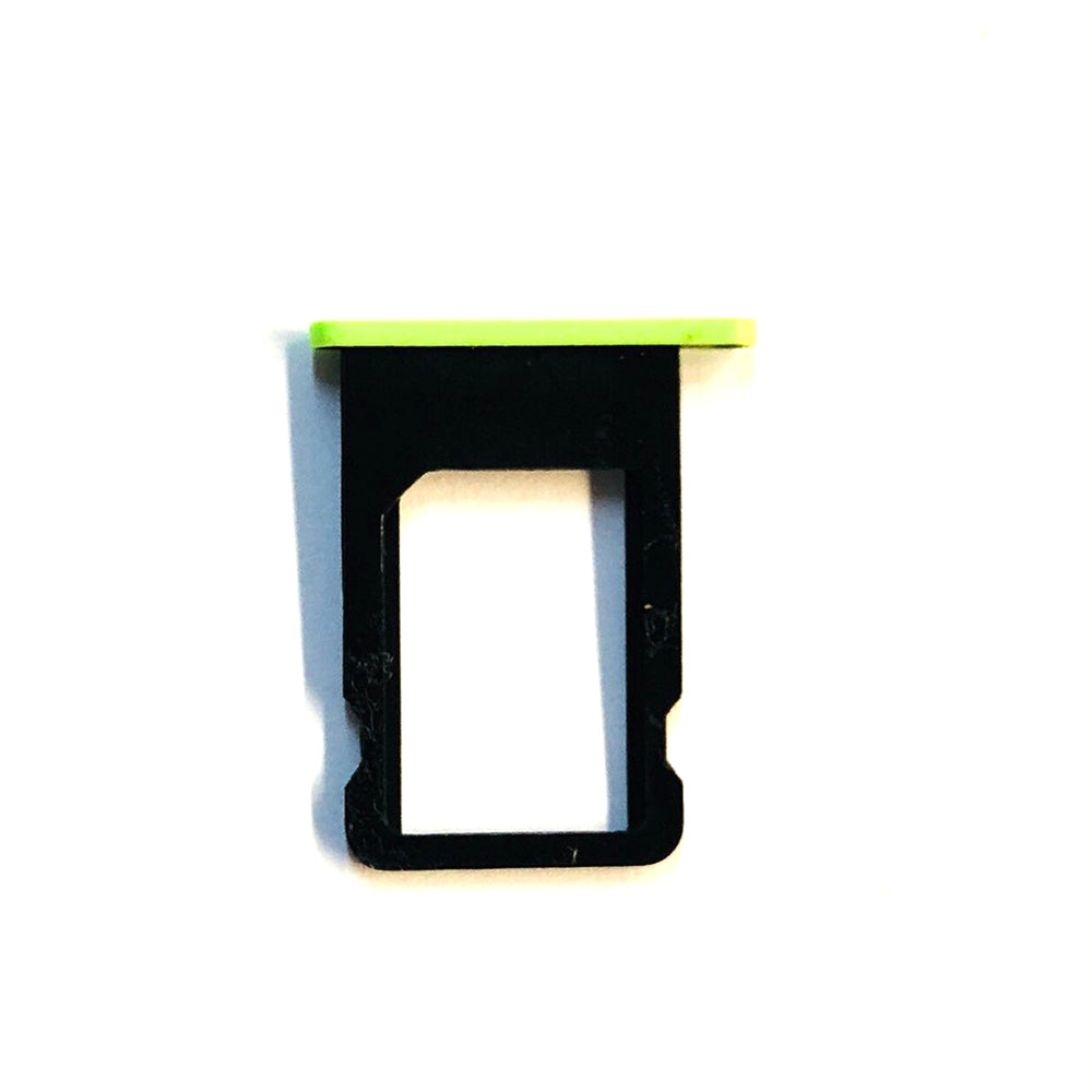 Sim Tray For iPhone 5C (Green)