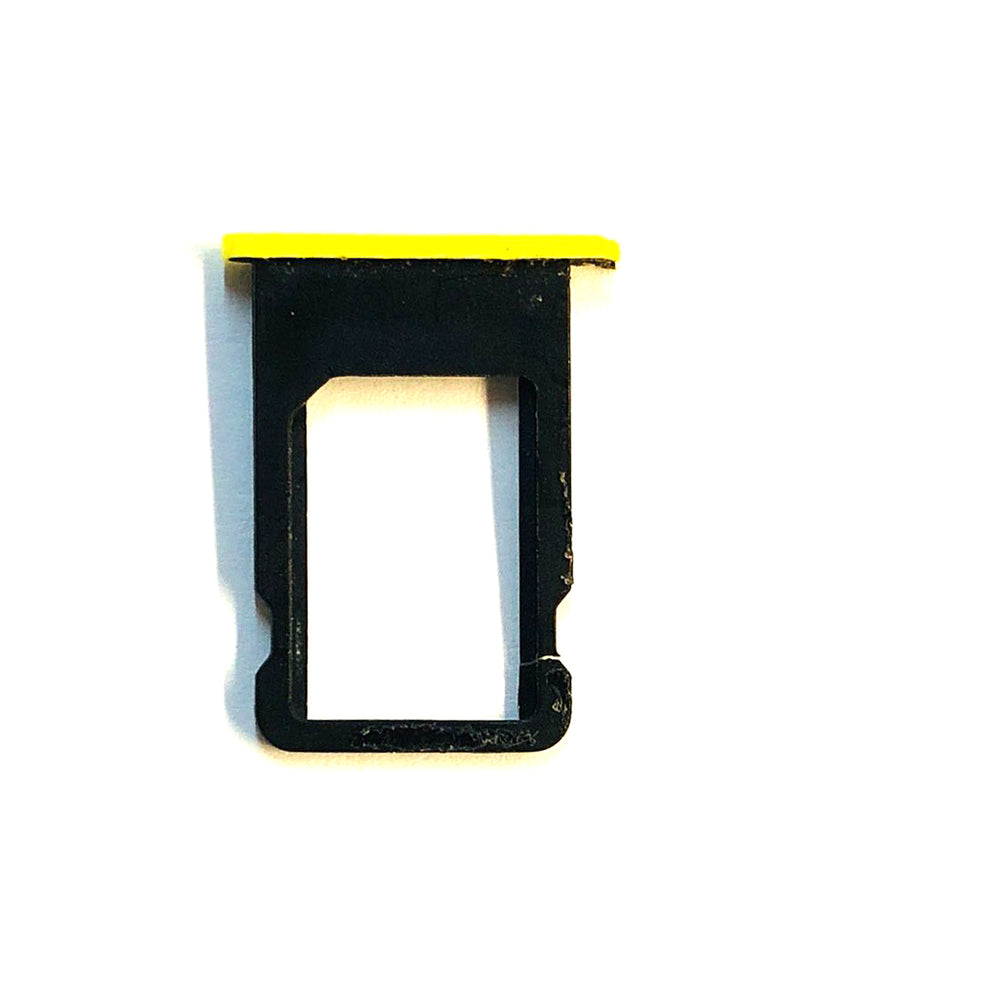 Sim Tray For iPhone 5C (Yellow)