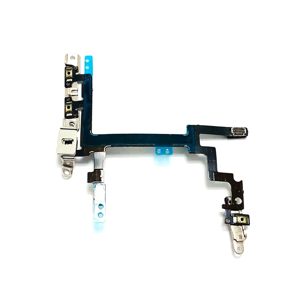 Power And Volume Button Flex Cable For Iphone 5