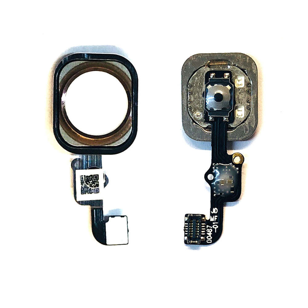 Home Button Flex Cable For Iphone 6S / 6S Plus (Gold)