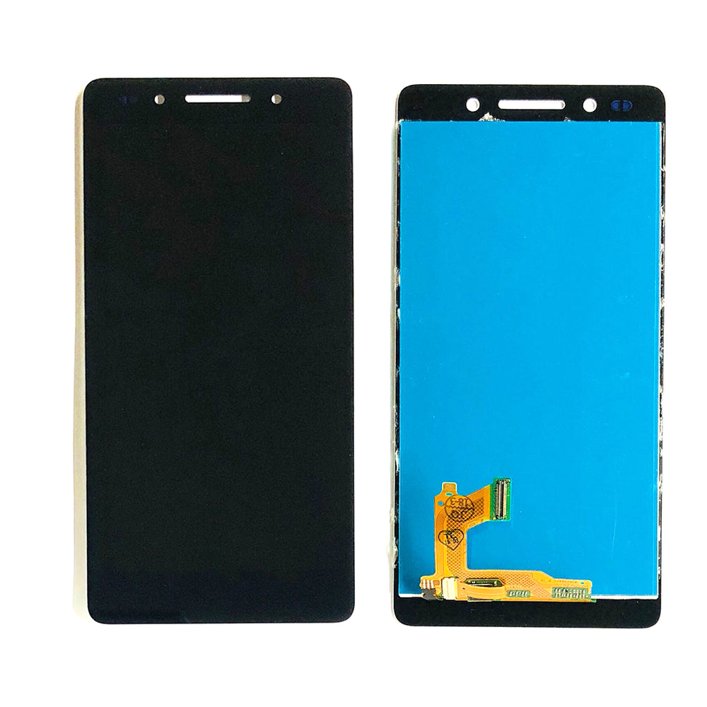 LCD Screen Touch Digitizer With Out Frame For Huawei Honor 7 (Black)