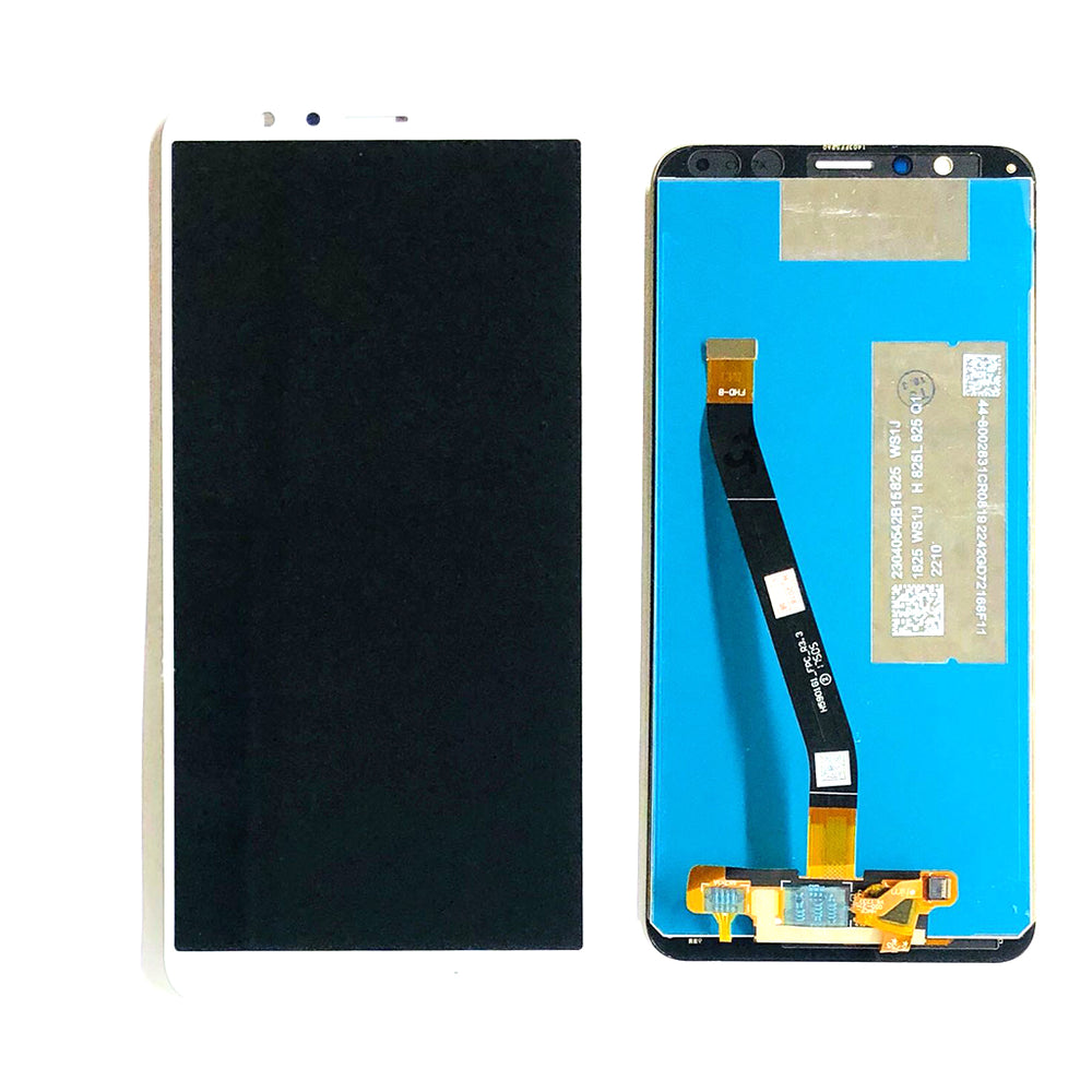 LCD Screen Touch Digitizer With Out Frame For Huawei Honor 7X (White)