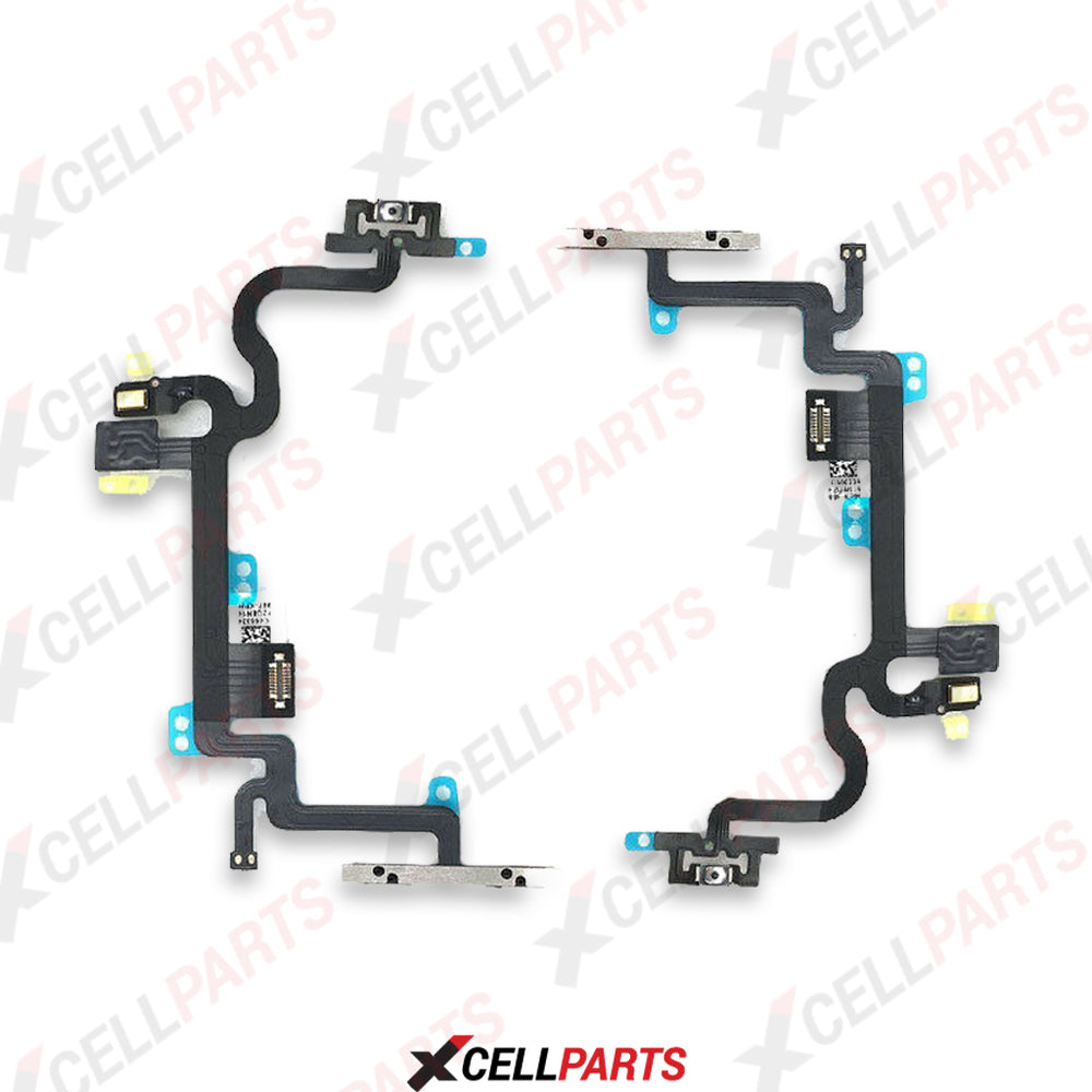 Power And Volume Button Flex Cable For Iphone 7 Plus